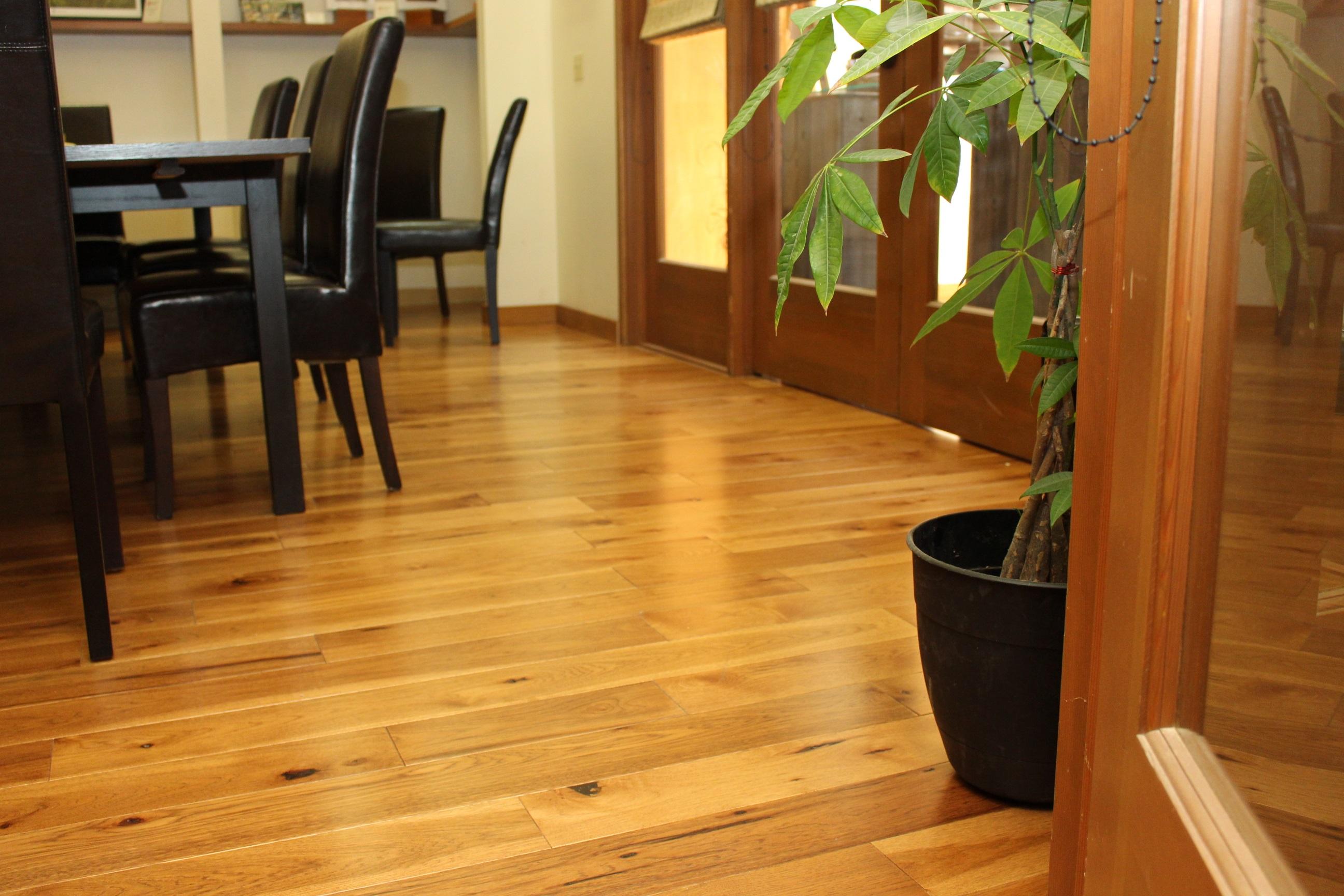 Hardwood Flooring in Rohnert Park