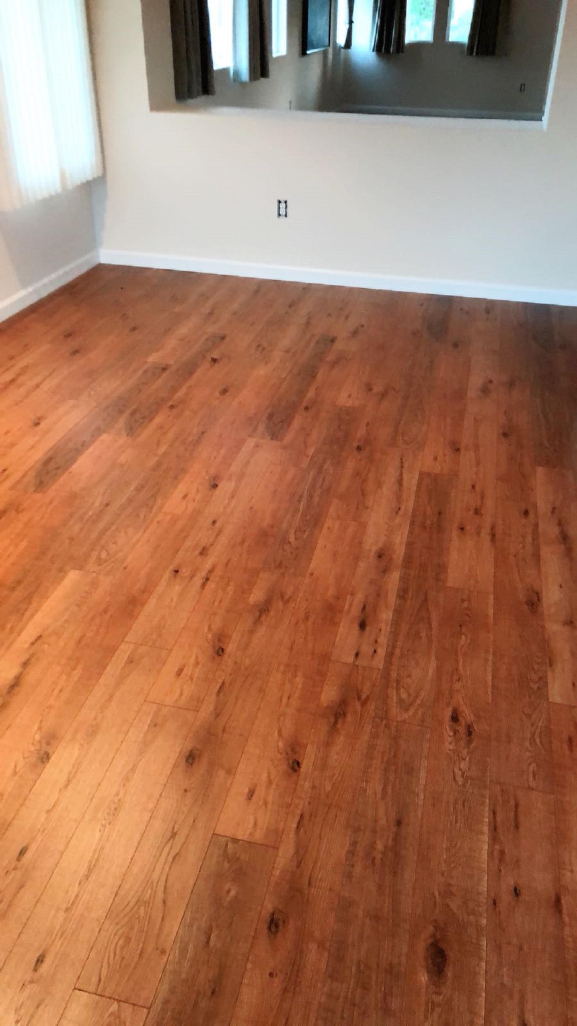 Laminate Flooring in Sonoma